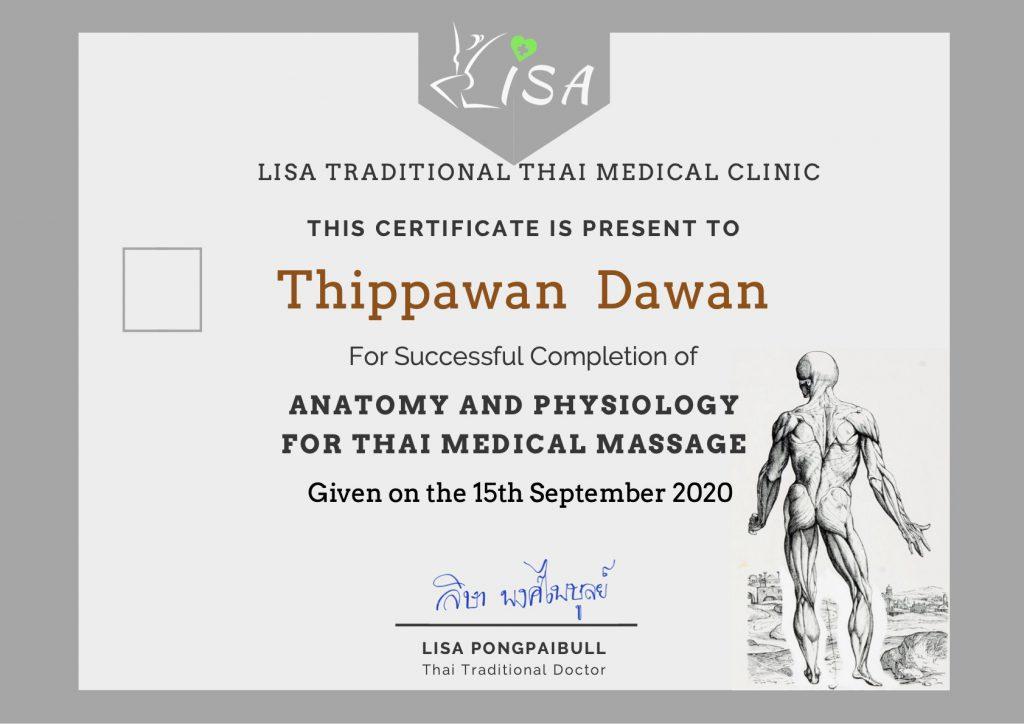 Online diploma Anatomie en fysiologie